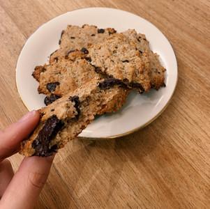 Ricetta Chia Choc Chip Cookies