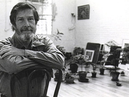 JOHN CAGE: An autobiographical statement