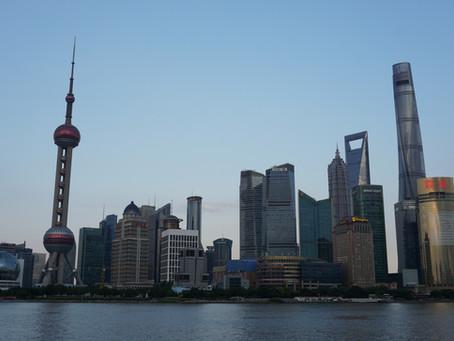 Ausflug zum Shanghaier Bund