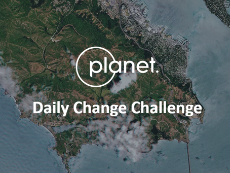 Spiral Blue reaches top 3 in Planet Daily Challenge