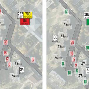 Rozširovanie parkovacích miest