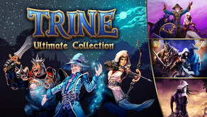 Game Review #471: Trine: Ultimate Collection (Nintendo Switch)