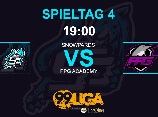 CS:GO - SNOWPARDS vs PPG ACADEMY