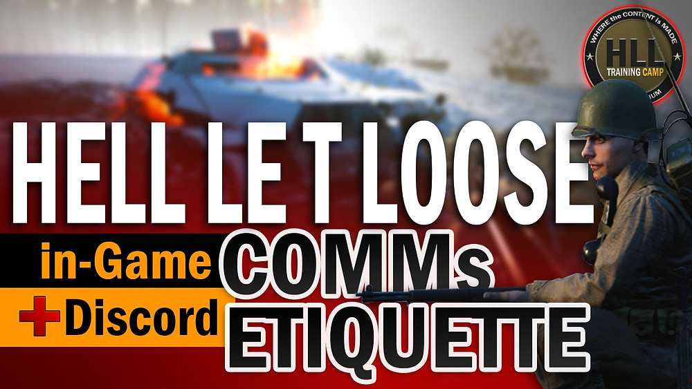 Improve your gaming experience with basic comms etiquette.