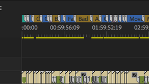 Five-hour rough cut. Step by step, inch by inch.