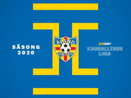Åland United-Pressmeddelande 2.6.2020