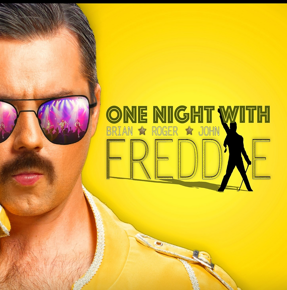 One Night With Freddie is a new show which Queen Tribute Band Majesty are taking to the Edinburgh Fringe Festival.