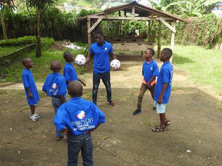 Keyara's Gift Summer camp - Day 1