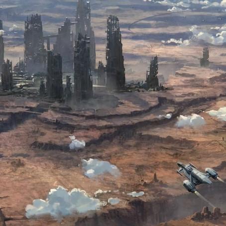 Exploration - Où trouver des ruines dans le verse