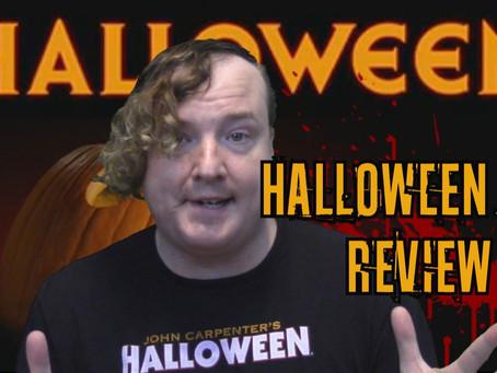 Kaiju no Kami Reviews - Halloween (2018).