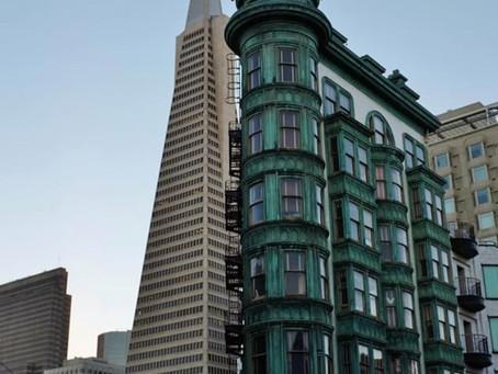 Contrast Kearny & Jackson San Francisco