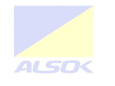 ALSOKセキュリティーシステム導入のお知らせ