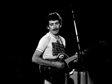 Un Woodstock con Santana