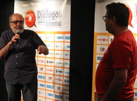 Cacá Diegues participa do Diálogos com o Cinema 2018 e lança O Grande Circo Místico no Ponto Cine