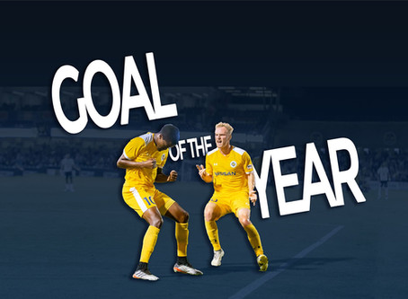 Speedway Soccer 2019 Goal Of The Year Voting