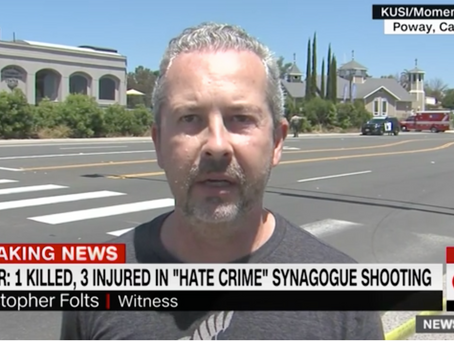 In the past 6 weeks, churches, mosques and a synagogue have been attacked