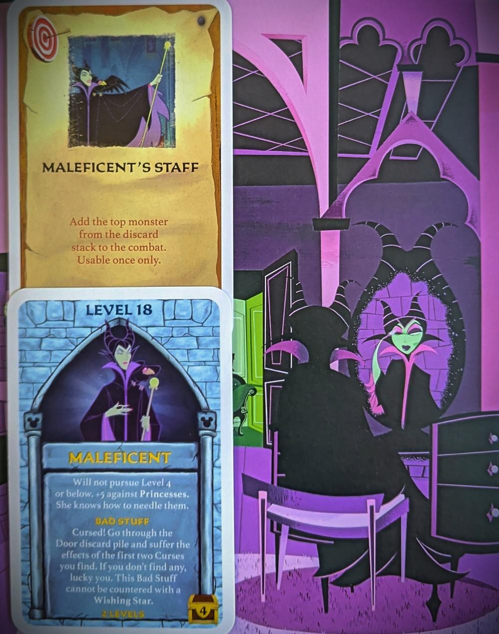 Munchkin: Disney Cards