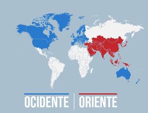 OCIDENTE - ORIENTE