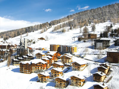 Why Peisey is the perfect place for a chalet ski holiday to discover the incredible Paradiski area