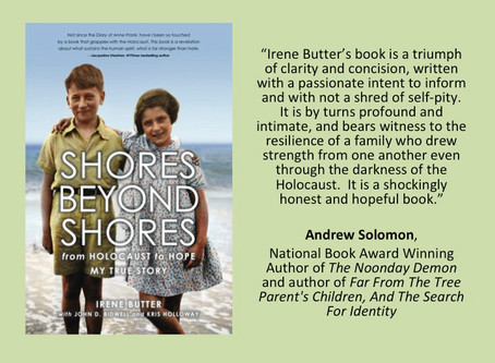 """""""A shockingly honest and hopeful book"""" - Andrew Solomon"""