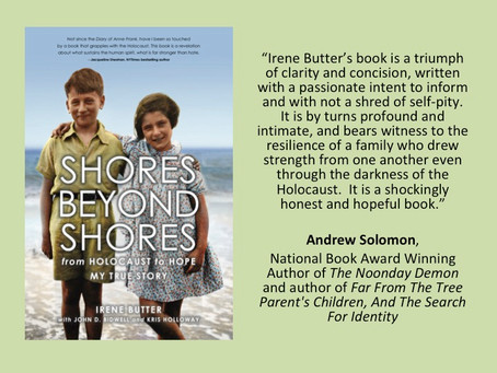 """A shockingly honest and hopeful book"" - Andrew Solomon"