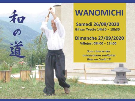 Stage avec Daniel Toutain le 26/09/2020