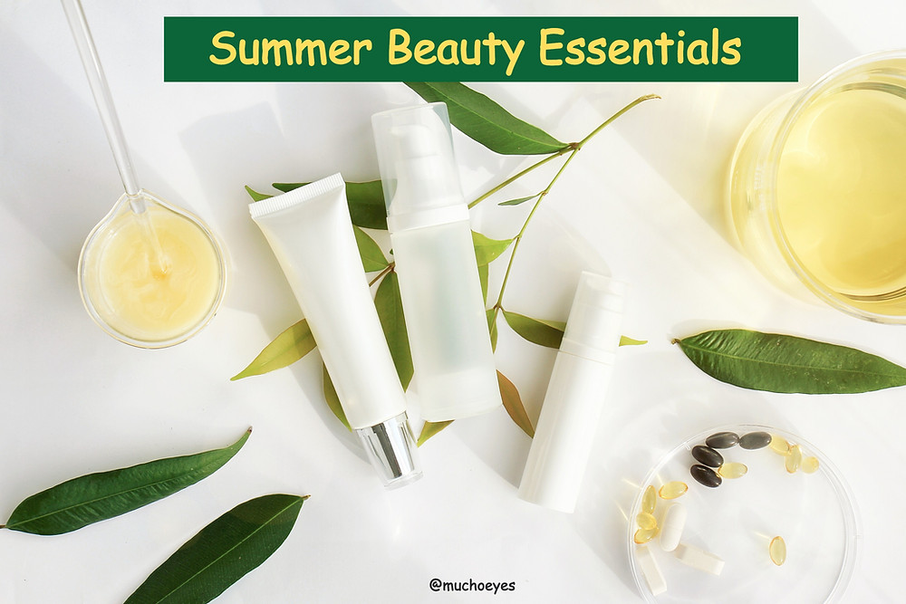 Summer Beauty essentials within your Budget