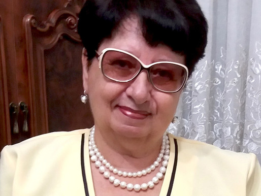 Валентина Чайковская - поздравляем с юбилеем!