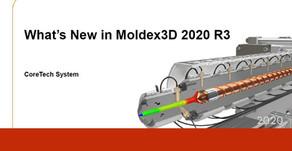 Moldex3D Update 소식 - 2020 R3 출시