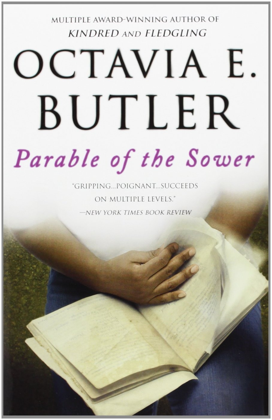 Parable of the Sower by Octavia E. Butler : the book slut book reviews thebookslut