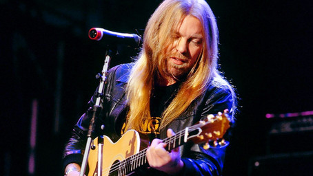 Gregg Allman with Dickie Betts - Melissa - Live 1990