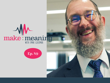 Make Meaning Podcast interview