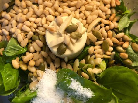 Alice's Homemade Pesto