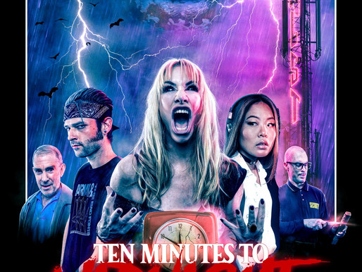 Grimmfest 2020 Film Feature - Ten Minutes to Midnight