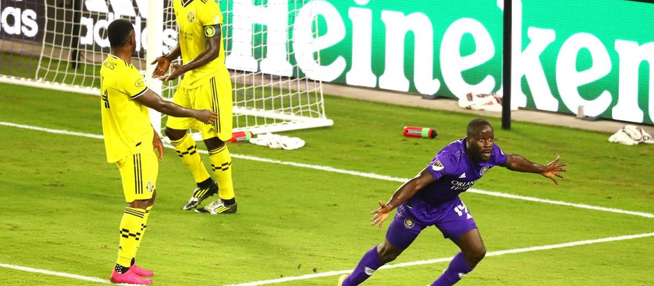 Orlando Emerge Victorious and Defy the Odds in HUGE Victory Over Columbus.