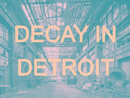 "Reflecting on Solnit's ""Detroit Arcadia"""