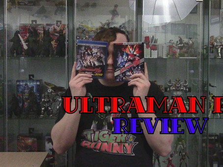 Kaiju no Kami Reviews - Ultraman R/B (2018) Series and Blu-Ray