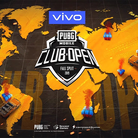 Компания Vivo объявила о поддержке турнира PUBG MOBILE Club Open 2019, проводимого Tencent Games и P