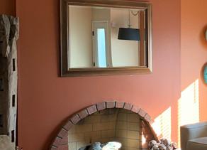 Fresh 'New' Fireplace