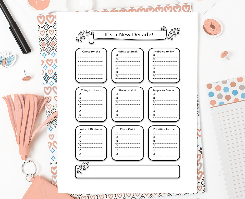 Graphic- pic of calendar template page