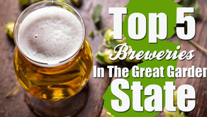 Top 5 Breweries In The Great Garden State