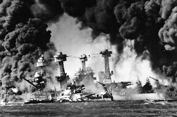 Musings on Some Myths about the Attack on Pearl Harbor