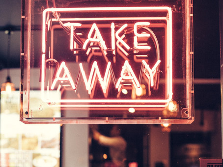 Take Away Only
