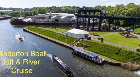 Anderton Boat Lift & River Cruise
