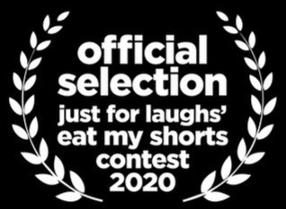 Troy Larkin, Cameralla, Official Selection, 2020, Just For Laughs, Eat My Shorts, Baby Life