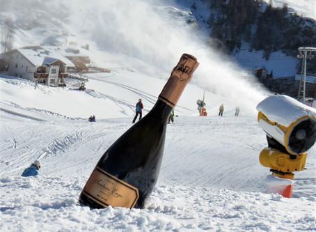 La unión de dos pasiones: Bodegas Hispano+Suizas y Ski Paradise