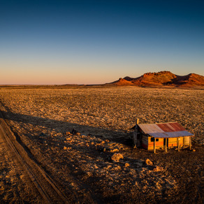 The beauty of the Aussie outback
