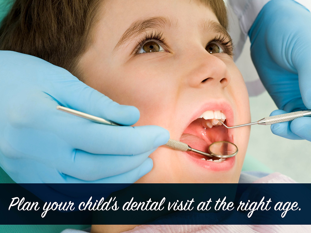 Children dental health care blog by Nth Sense