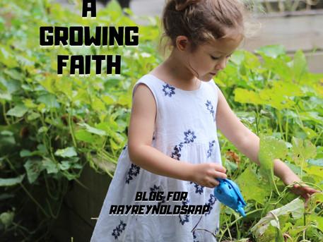 A Growing Faith