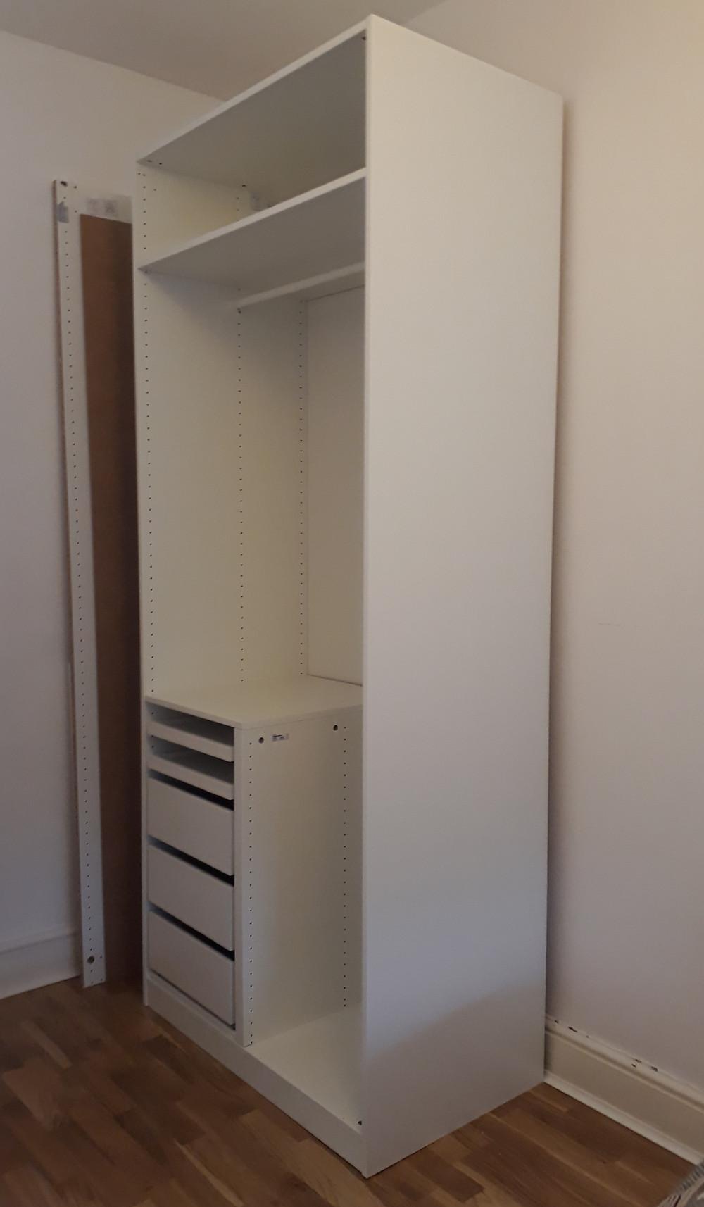 IKEA Pax wardrobe, Komplement drawers